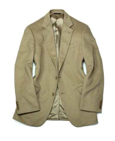 Brooks Brothers - Camel Hair Sports Jacket 48