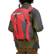 Men Waterproof Lightweight Climbing Backpack