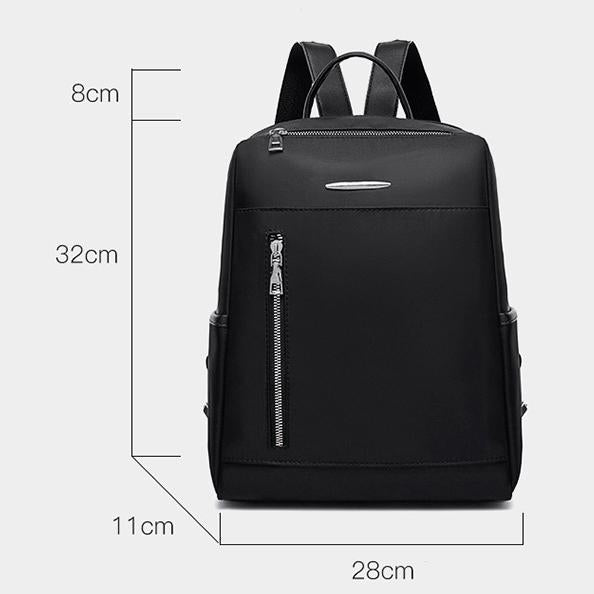 Women's Anti-theft Backpack Oxford Waterproof Wild Student School Bag Outdoor Travel Shopping Backpack