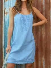 Women's Cayo Linen Sundress Dress