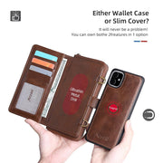 Crossbody Phone Wallet for iPhone