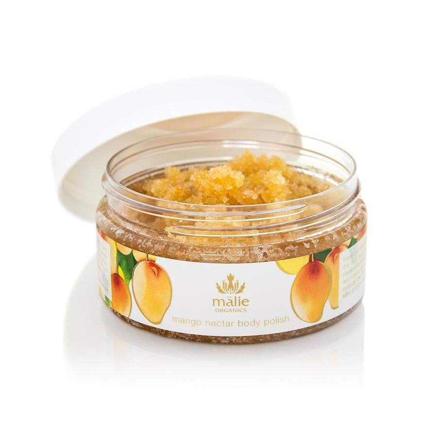 Organic Body Polish 8oz - Mango Nectar