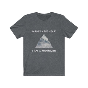 I am a Mountain (Front Design)