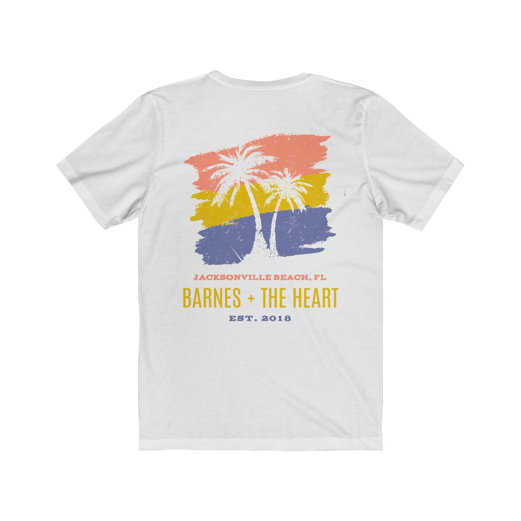 Blue Sunset Tee