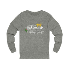 Load image into Gallery viewer, Hallmark Christmas Movie Shirt Long Sleeve