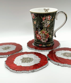Drink Coasters - Flowers