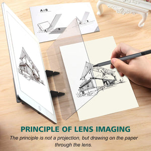 (50% Off Today Only)Optical Image Drawing Board- Buy Two Free Shipping!