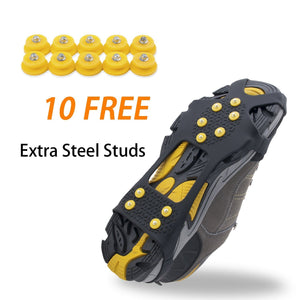 (Christmas Promotion)Silicone Climbing Non-Slip Shoe Grip-BUY 2 FREE SHIPPING