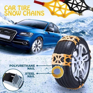 (Hot Sales 50% Off)-Car tire snow chains-Buy Over $35 Free Shipping