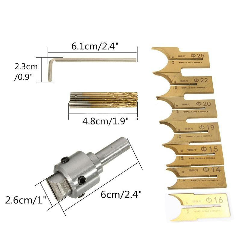 ( Hot Sales-50% OFF ) PREMIUM BEADS DRILL BIT-buy 2 free shipping