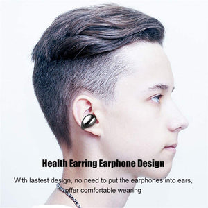 2020 Hottest Ear Hanging Bone Conduction Bluetooth Headsets-buy 2 free shipping