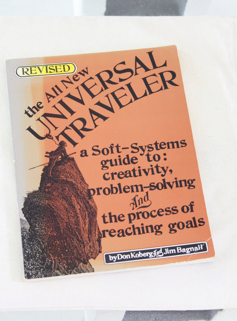 The Universal Traveler - Don Koberg, Jon Bagnall