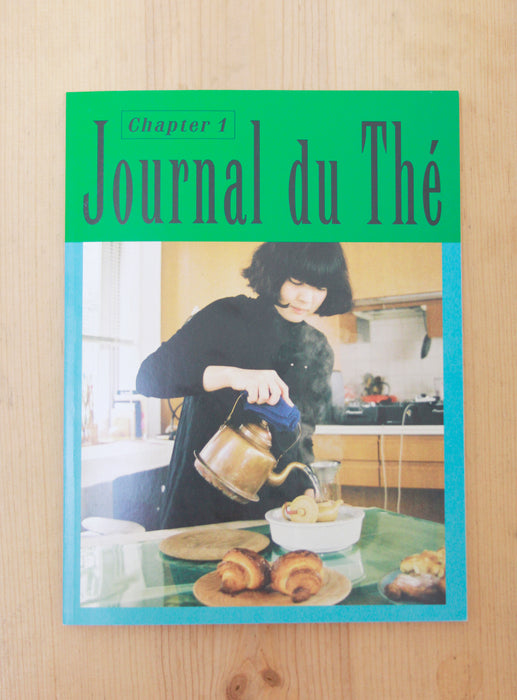 Journal Du Thé, Chapter 1