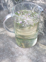 Leaves and Flowers - Flower Sun Tea