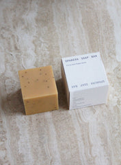Sphaera Citrus and Poppy Seed Soap