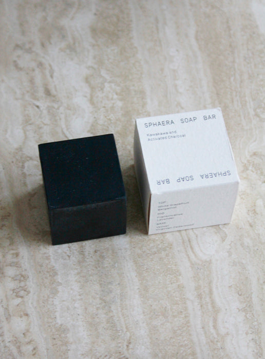 Sphaera Kawakawa and Activated Charcoal Soap