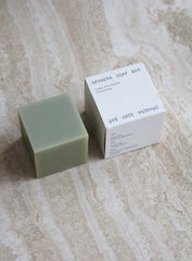 Sphaera Sweet Almond and French Clay Soap