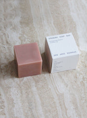 Sphaera Pomegranate Seed and Pink Clay Soap