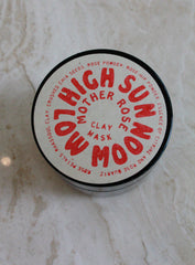High Sun Low Moon - Mother Rose Mask