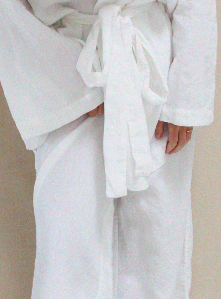 Deiji Sleepwear set, white