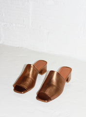 By Far Scandi Mule, Bronze