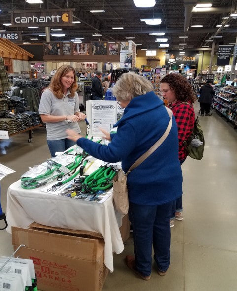 SuperBungee™ Cord at the November 2019 Hartville Hardware Giant Tool Sale & Expo!