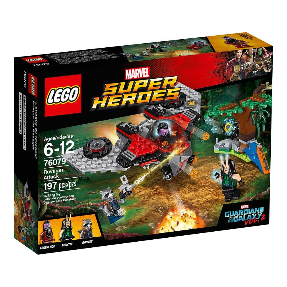 lego® superheroes ataque ravager