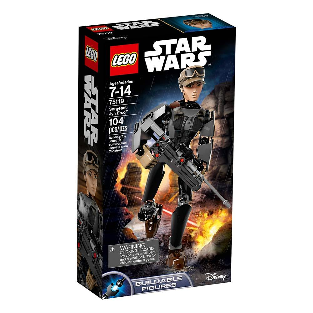 lego® star wars constraction sargento jyn