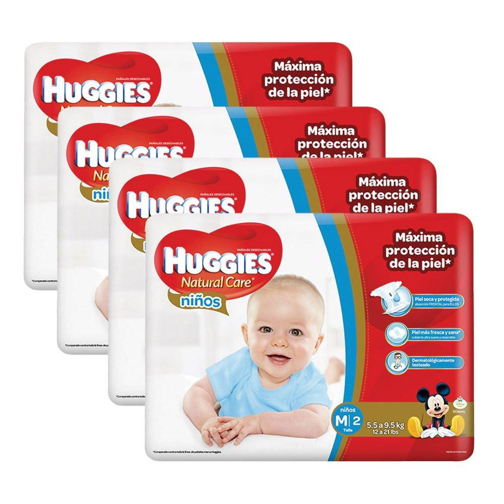 etapa 2   160 panales huggies natural care   ninos