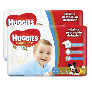 etapa 3   76 panales huggies natural care   ninos
