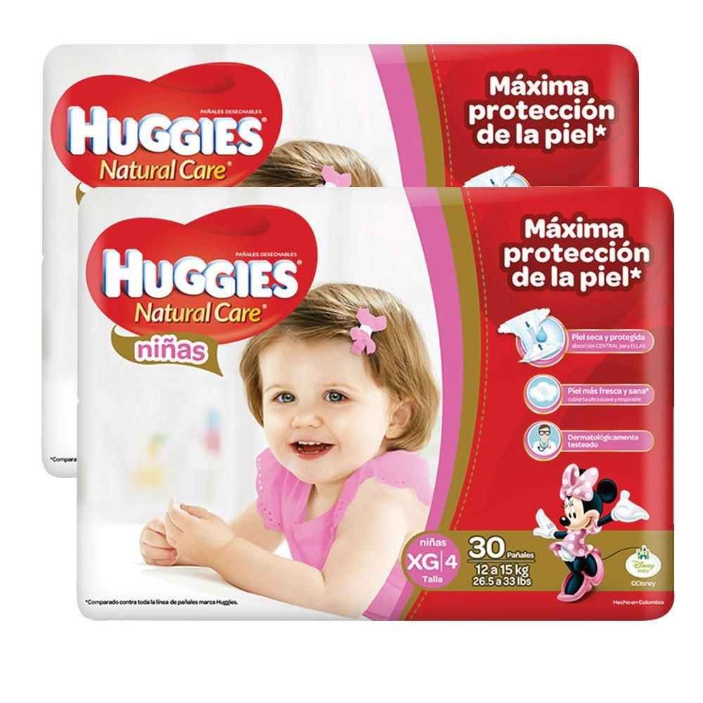etapa 4   60 panales huggies natural care   ninas