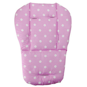 New Thick Colorful Baby Infant Stroller Car Seat Pushchair Cushion Cotton  Mat Lovely Cute Design Baby Seat Cushions