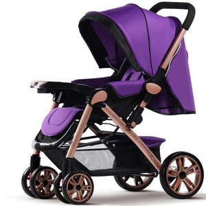 3 in 1 Baby Stroller portable