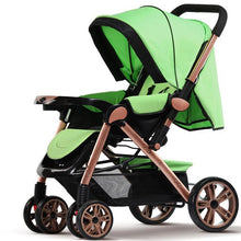 Load image into Gallery viewer, 3 in 1 Baby Stroller portable