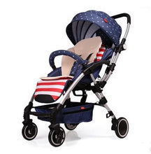 Load image into Gallery viewer, Bair Lightweight Baby Stroller
