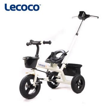 Lecoco child tricycle bike  baby stroller