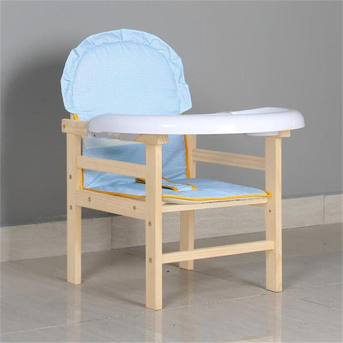 Fancy Blue Feeding Hig Chair