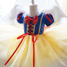 Load image into Gallery viewer, New Summer Girls New years Princess Dresses Kids Girls Halloween Party Christmas Cosplay Dresses Costume Children Girl Clothing