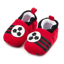 Load image into Gallery viewer, Lovely baby shoes Toddler First Walkers Baby Shoes Round Toe Flats Soft Slippers Shoes drop shipping