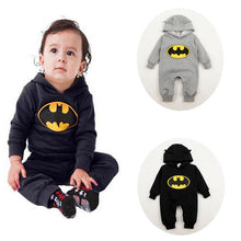 Load image into Gallery viewer, Batman Long Sleeve Halloween Costume