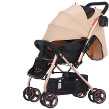 Load image into Gallery viewer, Travel Portable Folding Baby Stroller,8 kg Baby Lightweight Strollers,Baby Stroller,poussette pliante portable,8 Colors