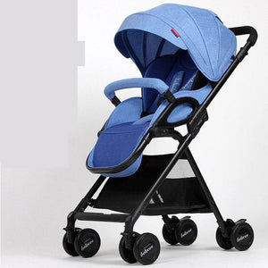 High Landscape Baby Strollers 5.9kg Light Portable Baby Car Newborn Baby Carriage Fold Pram Umbrella Cart,Poussette,Kinderwagen