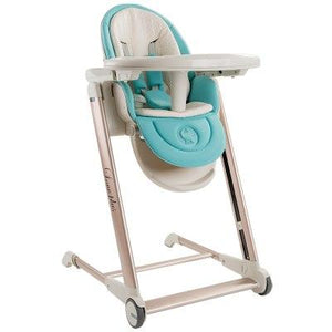 High Quality Export Aluminium Frame Baby Feeding Chair Food Tray Included Booster Newborn Seat Can Sleep baby high chair