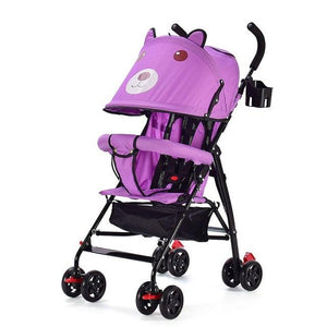 New Pouch Stroller Super Light Portable Travel Baby Stroller carrinho Can Sit Infant Car,Mini Umbrella Cart Pram on the Airplane
