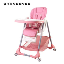Load image into Gallery viewer, Baby Folding High Chair