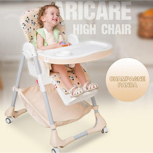 Baby Folding High Chair