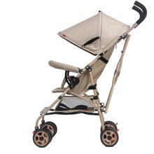 Load image into Gallery viewer, Simple Super Lightweight Baby Stroller,Cheap Portable Easy Folding Travel Baby Carriage Pushchair Prams,baby strollers brands