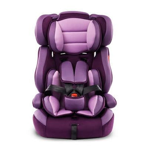 Portable Thick Car Seat For Kid And Children 5 Point Harness Safe Cushions For 9M~12Y Children With Safety Belt Safety Baby Seat