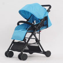 Load image into Gallery viewer, Lightweight Travel Baby Umbrella Stroller