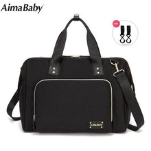 Load image into Gallery viewer, Aimababy Large Diaper Bag